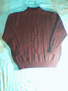 女式毛衣成品