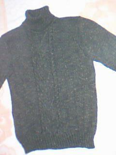 男式套头毛衣