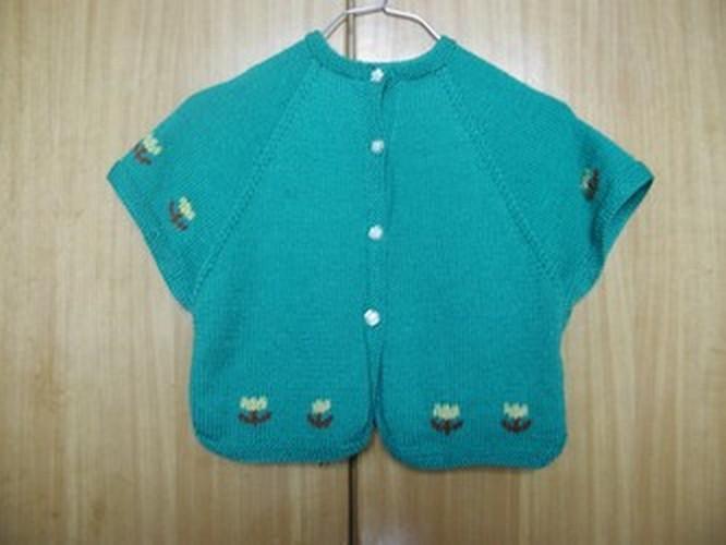 绿色短袖毛衣.jpg