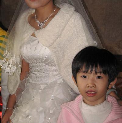婚纱与披肩的搭配来啦......