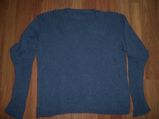 男式休闲毛衣
