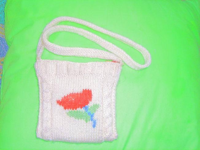 小包包,女儿很喜欢