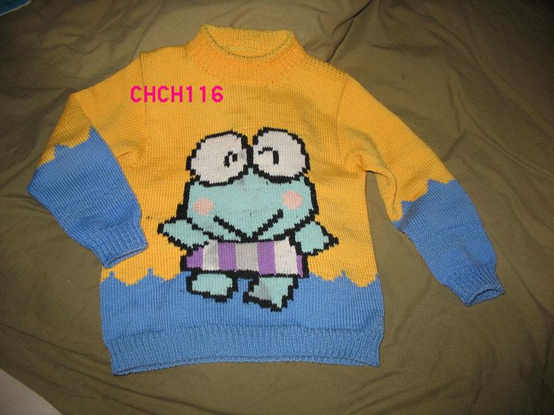 青蛙图案衣衣