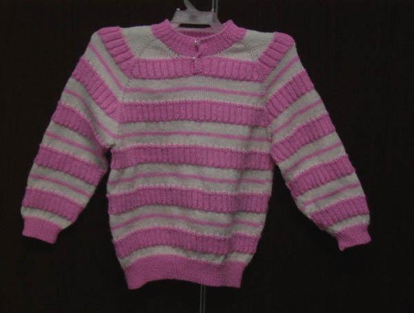 奶奶给织的毛衣