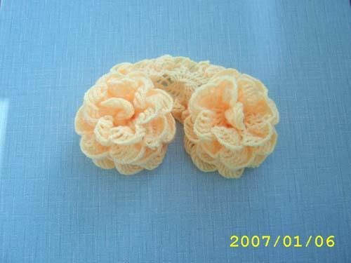 花球围巾2