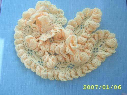 花球围巾3