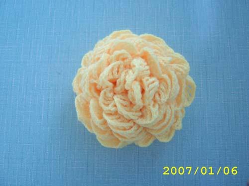 花球围巾1