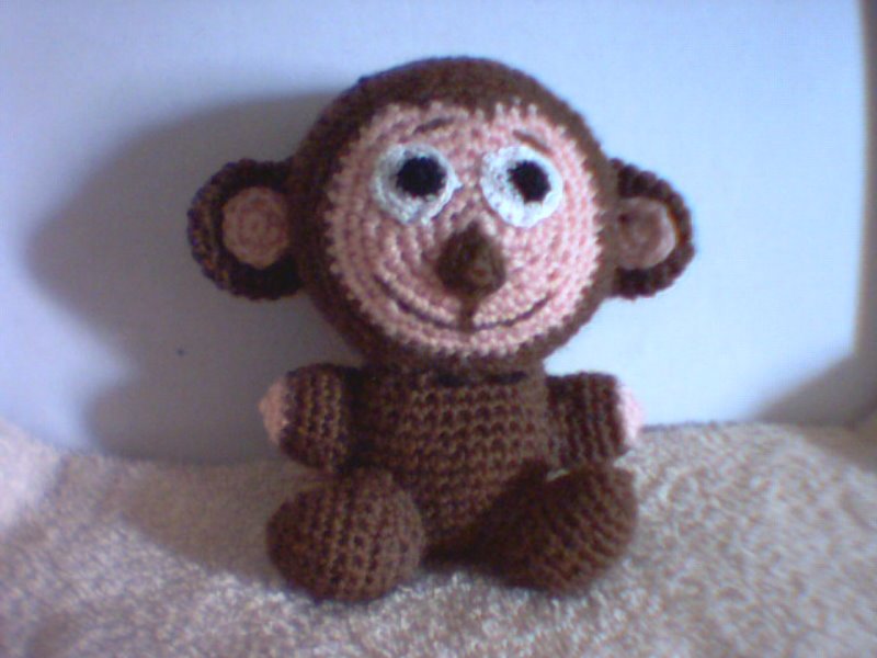 我学钩的猴子