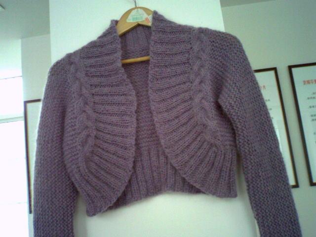 紫色毛衣,领子基本上是一样的