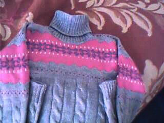 外甥女的衣