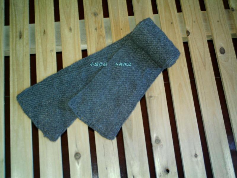 多的线织的围巾