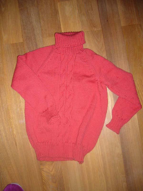 超软的毛衣,妈妈的爱心