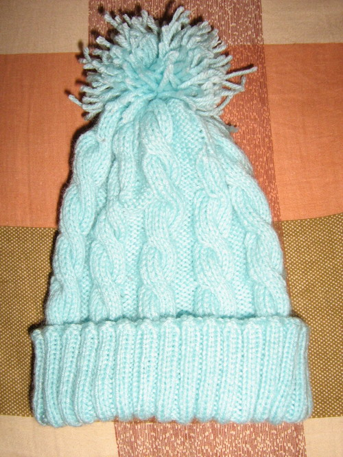 儿子的帽子之一