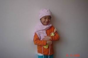 帽子和围巾
