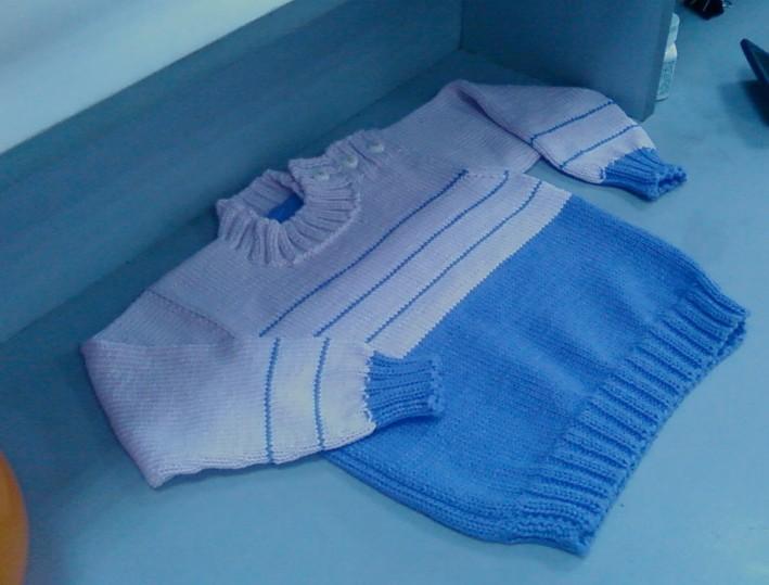 也是 棉线织的