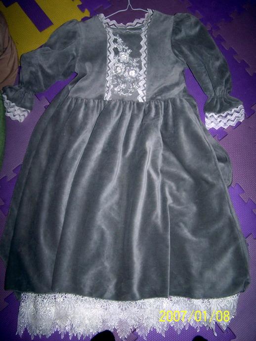 论坛 69 手工diy俱乐部 69 服装设计与裁剪 69 新做的裙子,十一