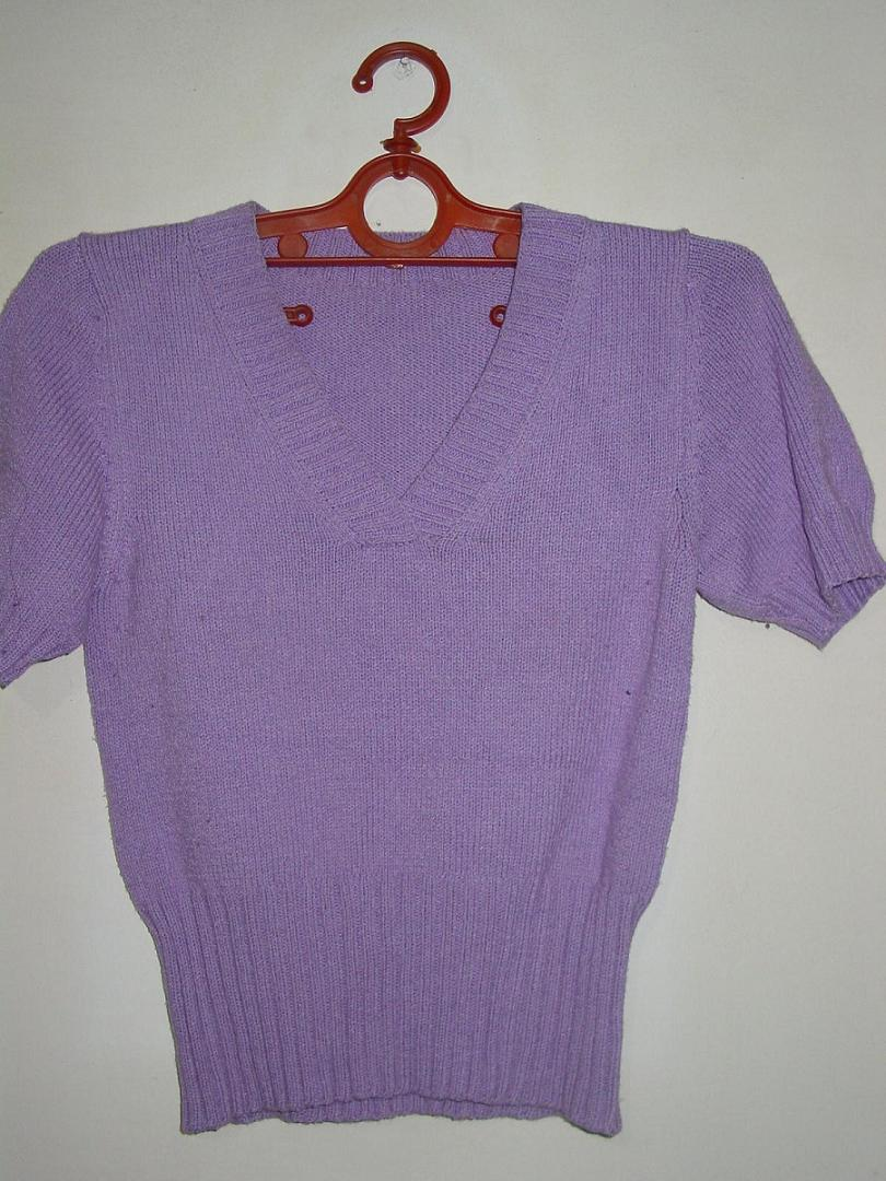 新加米米家的弹力棉织的---短袖