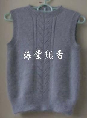 套色毛衣 - 编织人生