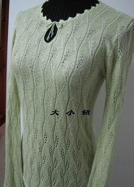 这是用羊绒织的...西湖春色归...