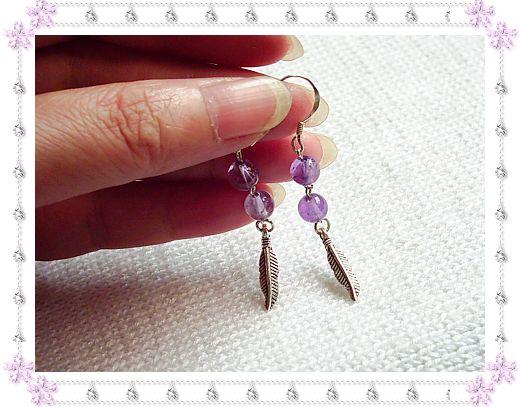 925银+藏银+紫晶,售价12.00元