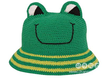 可爱小帽子求图解