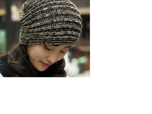求这一款帽子织法及图解