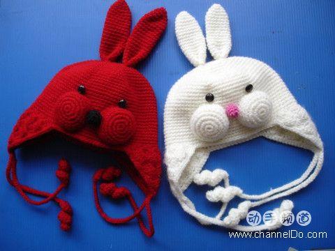 可爱的手工宝宝 帽子; 漂亮宝宝帽;; 可爱的宝宝帽
