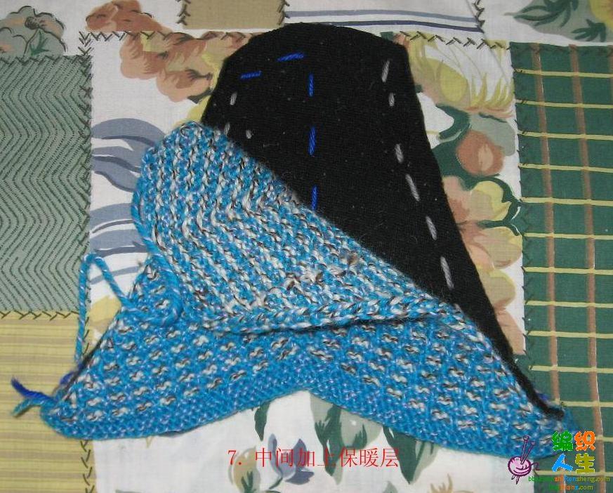 """为了能让更多的姐妹浏览,我把这个日志导入论坛!2007-12-17 [鞋底垫子的编织说明在92楼] 第4页刚刚添加了拖鞋花样的编织过程!两种颜色线交替编织,不太明白的姐妹可以去看看! 这是最近学会编织的拖鞋,把编织的体会写下来,与大家分享! 在这里要感谢""""忧幽百合 """",我就是学习她的帖子学会的!"""