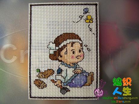 卡套韩国娃娃1