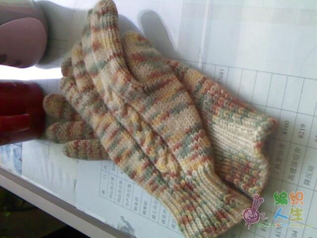 小青叶的手套