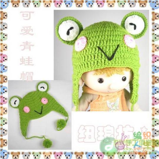 青蛙护耳帽的_折青蛙_纸青蛙的折法图解_青蛙趴标准 ...