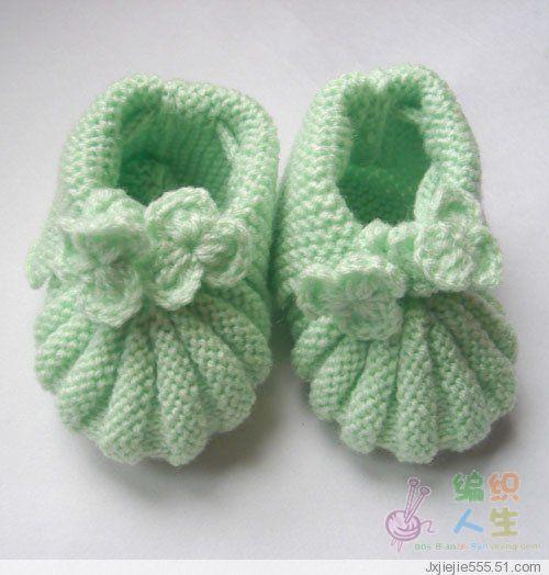 求这款宝宝鞋子的编织缝织方法!