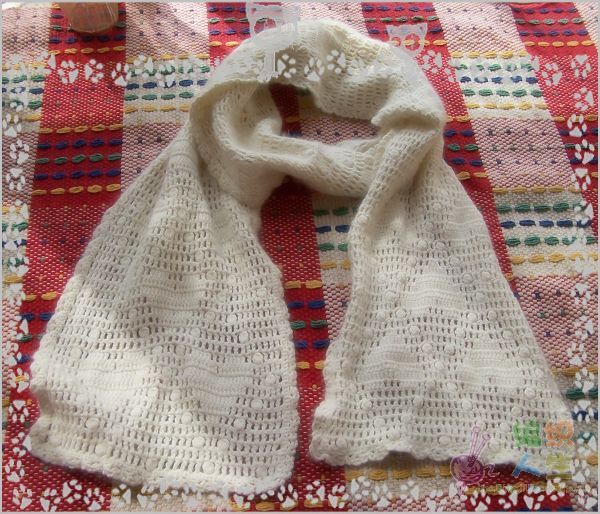 专题 混纺 围巾       舞鸾 版块:[披肩围巾帽子(钩针)]在儿童钩织