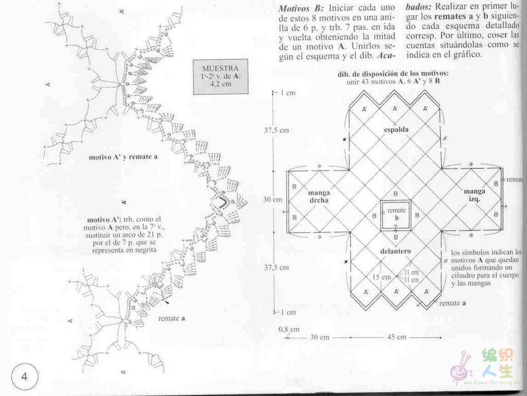 拼花衣结构图整理