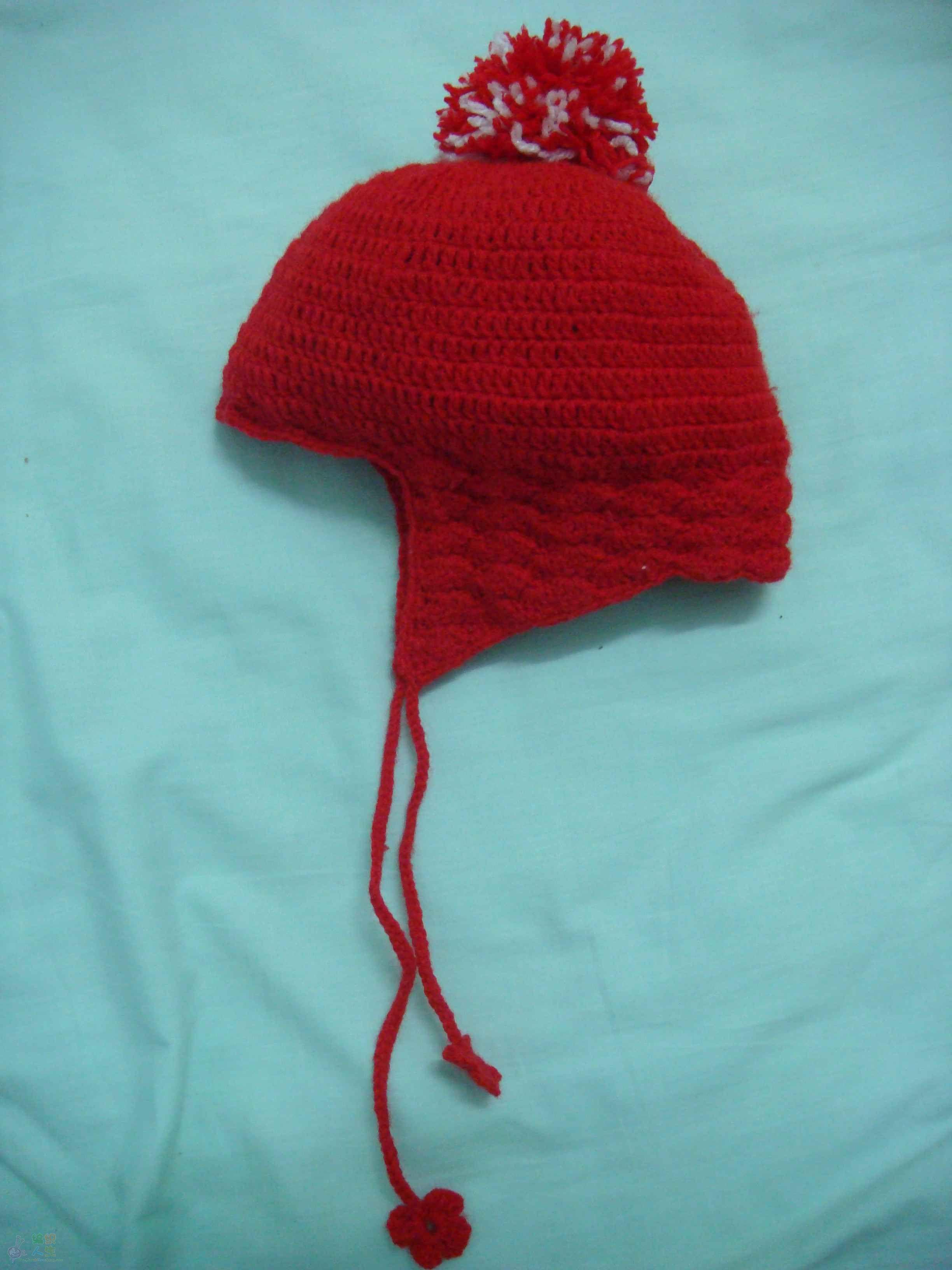 新手钩的宝宝衣服(增加婴儿帽图解,在2楼)