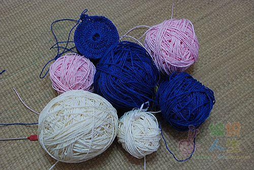 转让编织帽子 和包包的纸绳线,共三色
