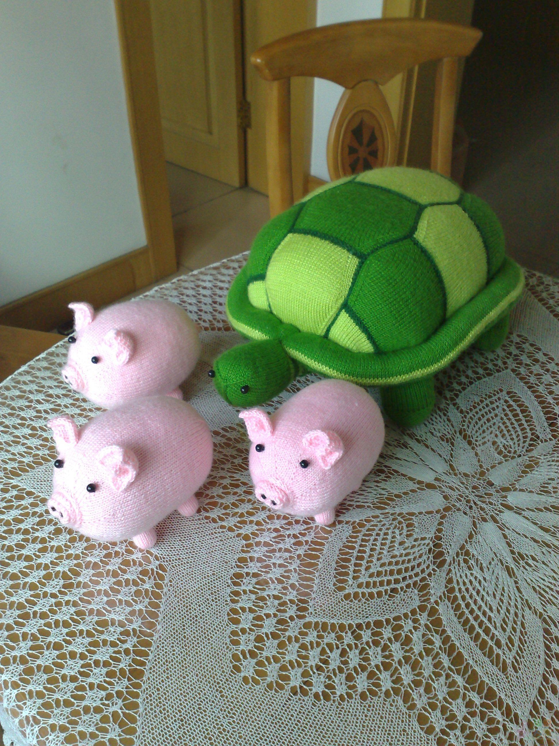 小猪织法_小猪的织法--枕中落花花成泥; 小猪的织法_燕尾蝶_新浪博客