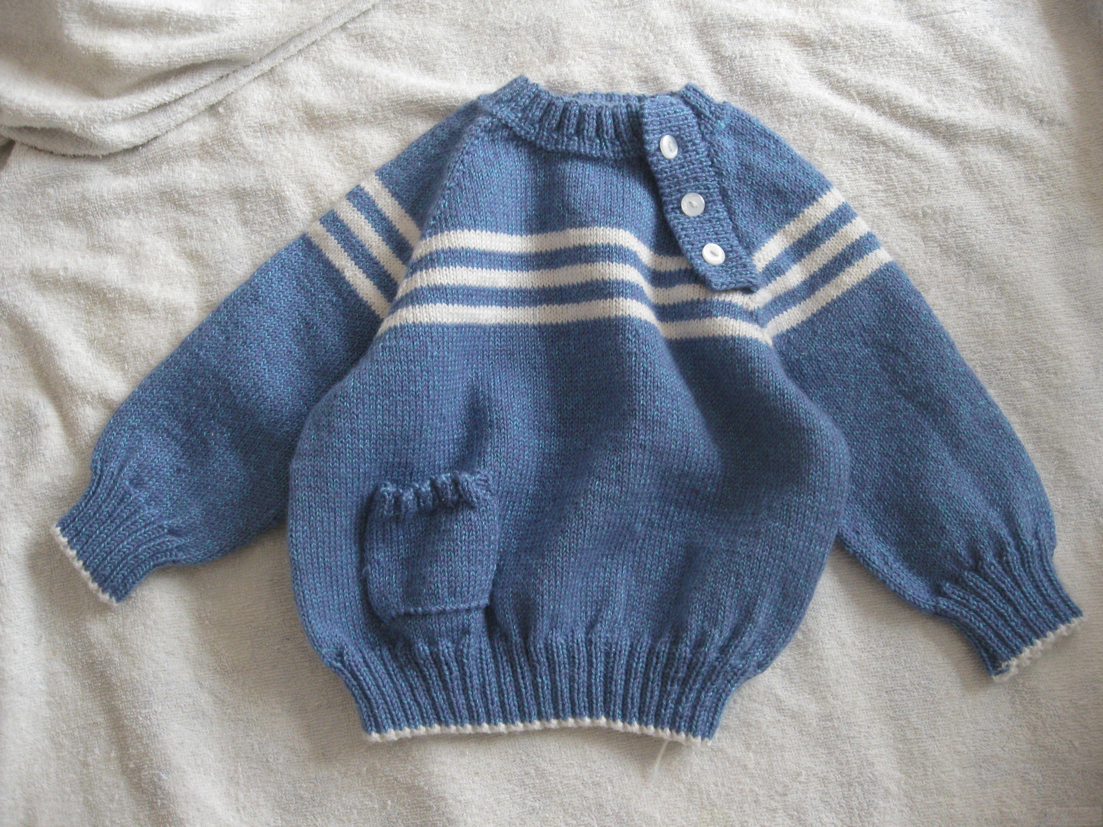 宝宝毛衣毛裤 - 编织人生