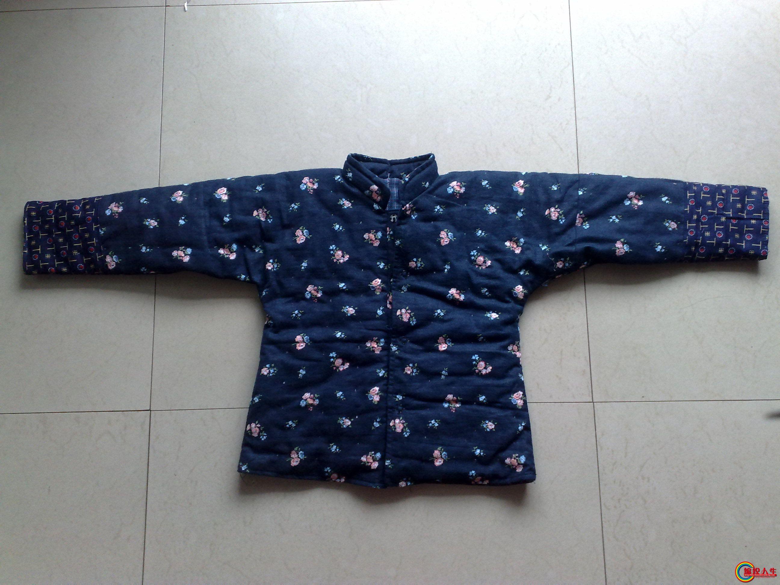 论坛 69 手工diy俱乐部 69 服装设计与裁剪 69 中式小棉袄