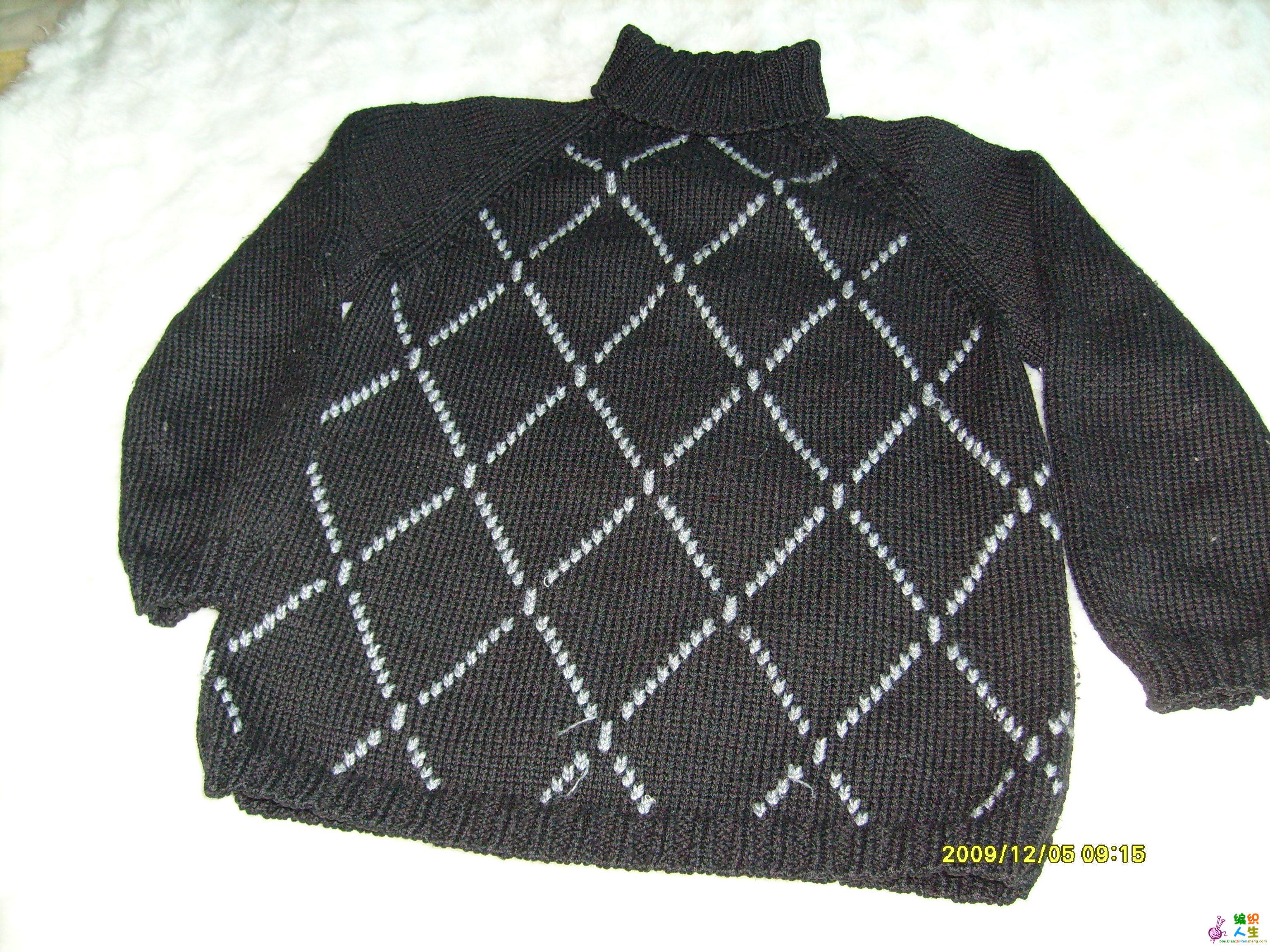 娃娃的毛衣 编织人生