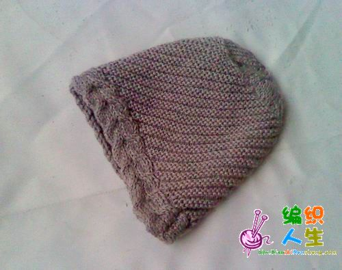 今年冬天织的帽子和围巾(部分图解和简单说明在30楼,35楼,43和45楼)
