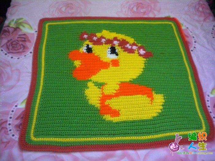 可爱的儿童动物地毯