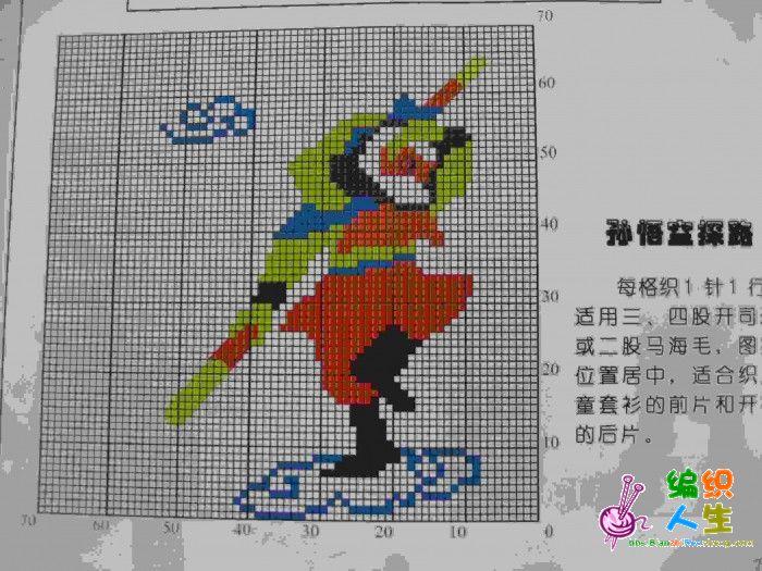 儿童毛衣图案_编织人生论坛