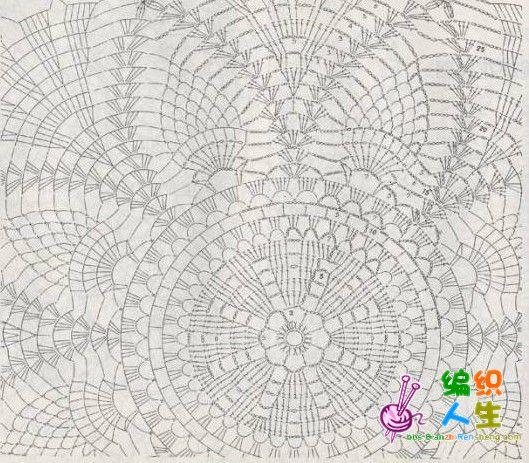 论坛 69 儿童服饰编织交流 69 儿童毛衣(钩针) 69 原创__桌布衣