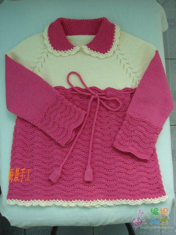 儿童毛衣裙.JPG