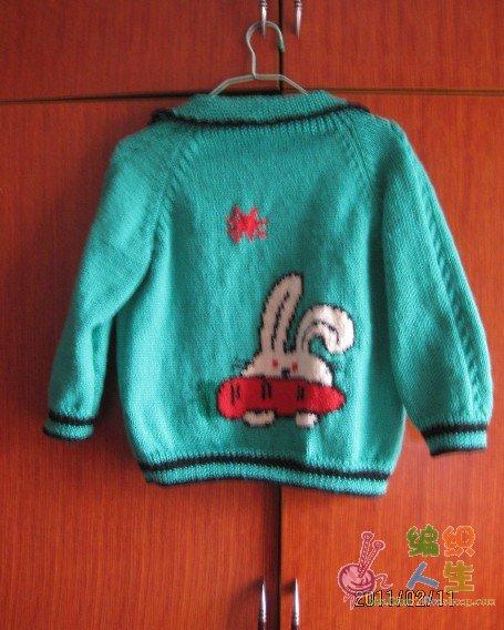 儿童开衫背面兔子.jpg