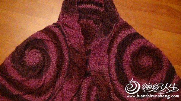 披肩款毛衣2