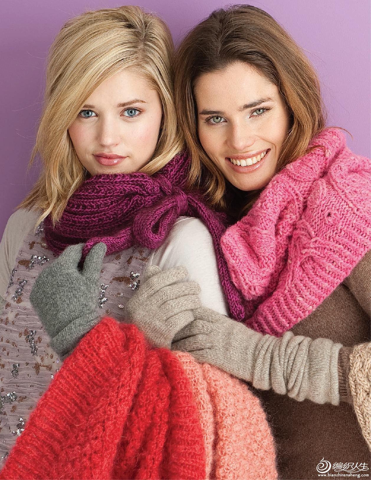 颈上添花:41款风格百变的围巾编织-8.jpg