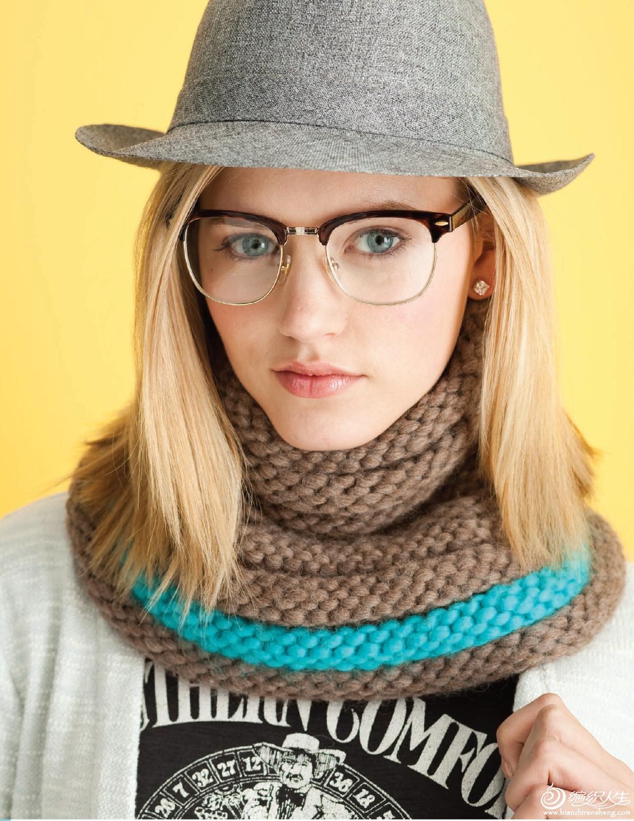 颈上添花:41款风格百变的围巾编织-19.jpg