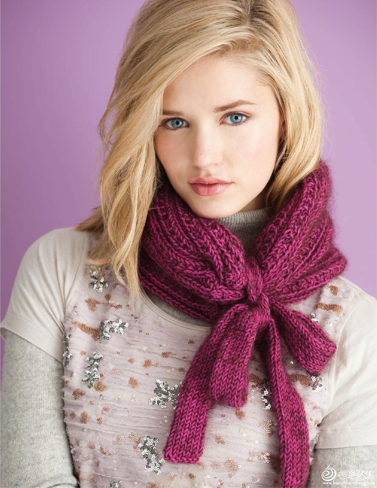 颈上添花:41款风格百变的围巾编织-27.jpg
